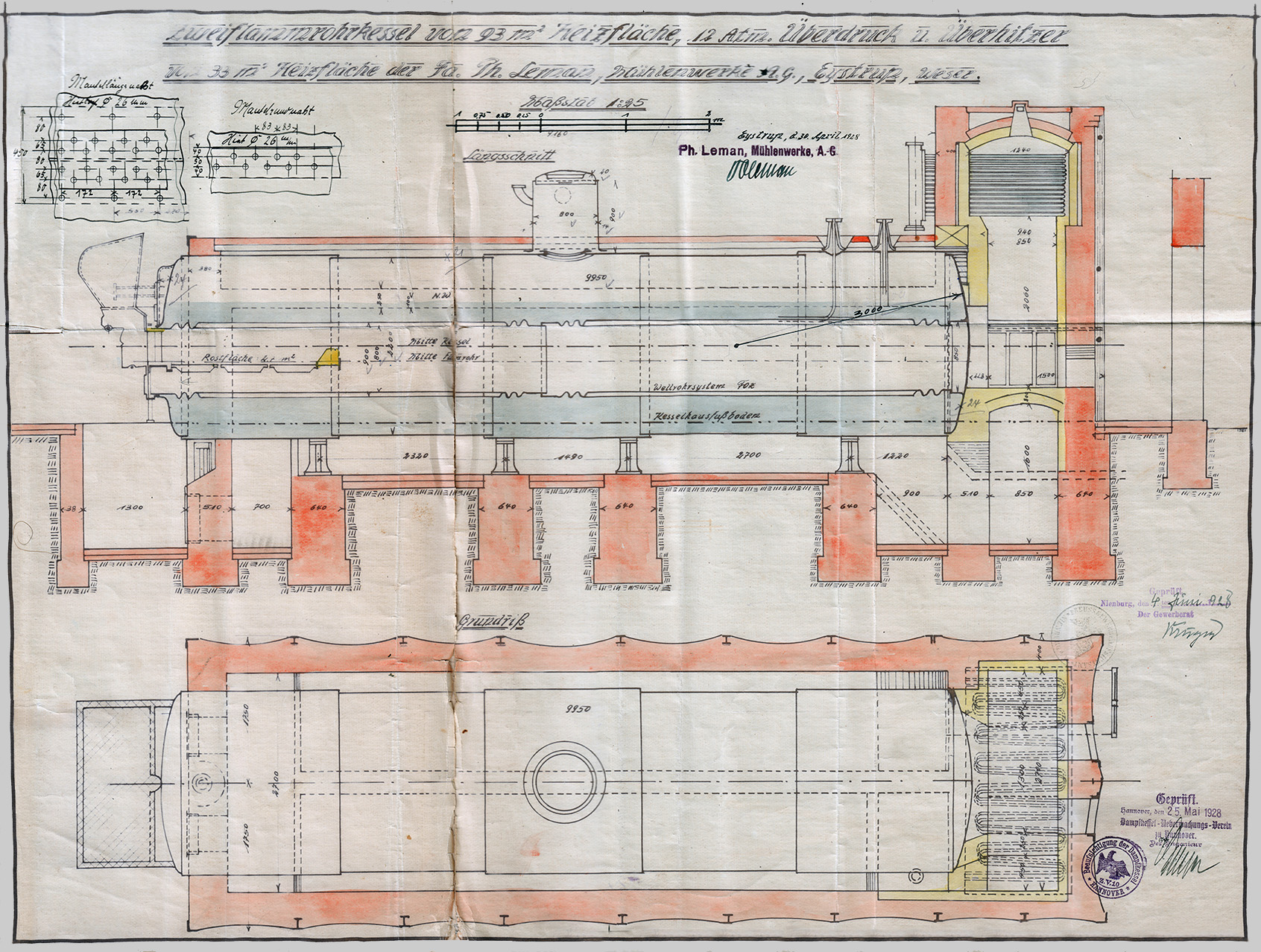 Gemütlich Dampfkesselzeichnung Fotos - Elektrische Schaltplan-Ideen ...
